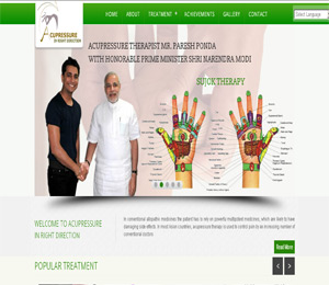 Acupressure In Right Direction