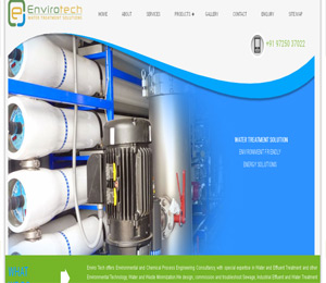 Envirotech Water Treatment Solution
