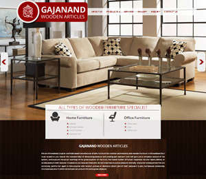 Gajanand Wooden Articles